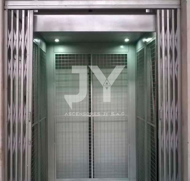 ascensor montacargas